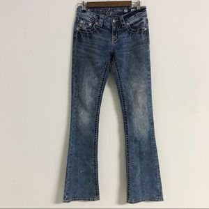 Miss Me Jeans - Miss Me   horseshoe star bootcut jeans